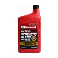 FORD Motorcraft 5W30 SN Synthetic Blend,  0.946л XO-5W30-QSP