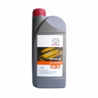 Моторное масло TOYOTA Engine Oil 5W30 SL CF-4, 1л