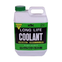 KYK Long Life Coolant (Зеленый), 2л 52-004